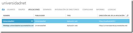 App Web Publicada